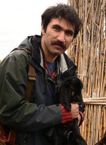 Babak-Founder-of-Howzak-HostelIsfahan